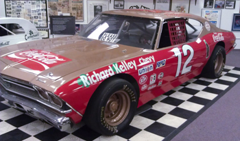 Bobby Allison 68' Chevelle