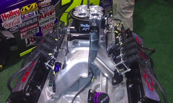 NASCAR 2012 Injection Motor